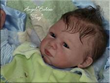 TREY  REBORN Vinyl Doll Kit by Michelle Fagan ~ Simply Adorable REborn Baby  !!