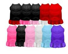 Mirage Pet Products - Plain Dog Dresses Sizes XS-3X