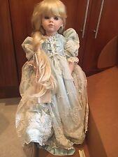 Linda Rick Doll Maker Rapunzel Doll