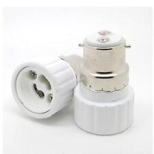 B22-GU10 Socket Converter LED Halogen CFL Light Bulb Lamp Adapter Holder GBM