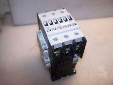 GE 50 HP 110 AMP AC MOTOR CONTACTOR 24 VDC/VAC COIL CL08E308M