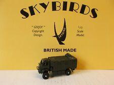 Skybirds Models.  Radio Lorry