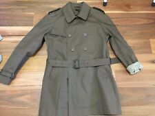 SZ L 14 SABA TRENCH COAT  *BUY FIVE OR MORE ITEMS GET FREE POST