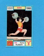 OLYMPIA-1972-PANINI-Figurina DA INCOLLARE! n.199- VLASOV - URSS -Rec