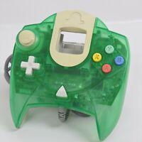 Dreamcast Official Controller Lime Green HKT-7700 Controll Pad SEGA 0401