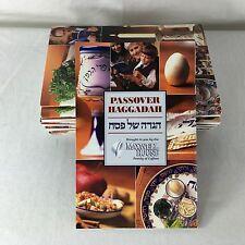 Maxwell House Passover Haggadah Seder Photos Cover 1998 1999 2000 2003