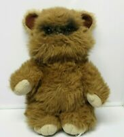 "Star Wars Vintage 1983 WICKET THE EWOK Plush Toy 16""  Stuffed Toy Kenner"