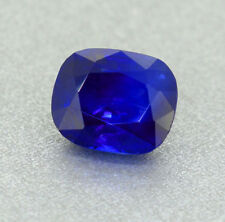 Natural Certified Royal Blue Sapphire, 1.61 Ct (00630)