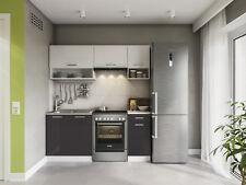 Miniküche Mit Kühlschrank 180 Cm : Küche cm in single küchen günstig kaufen ebay