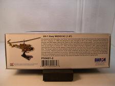 HUEY UH1 MEDEVAC HELICOPTER  DARON 1:87 SCALE DIECAST DISPLAY MODEL