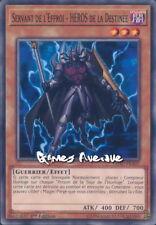 Yu-Gi-Oh ! Servant Effroi - HEROS de la Destinée LEHD-FRA07 (LEHD-ENA07) VF/COM