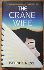 Patrick Ness The Crane Wife Inscribed 1st Edition Hardback 2013