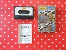 Cyrus II Chess Amstrad CPC Schneider in OVP mit Anleitung