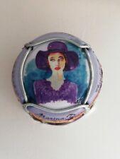 Nouvelle capsule de champagne Philippe Marina D vêtement violet à saisir !!
