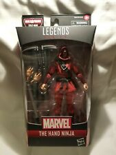 Spider-Man Marvel Legends 6-Inch The Hand Ninja Action Figure Stilt Man BAF