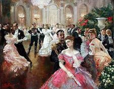 First Waltz~counted cross stitch pattern #1115~Victorian Dance Ladies Chart