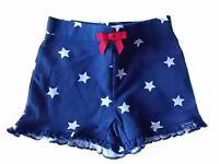 NWT Girls Gymboree American July 4th star elastic waist shorts ~ 12-18 months 4T