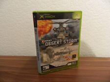 Conflict Desert Storm Xbox Game