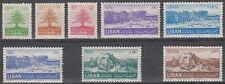 Libanon Lebanon 1952 ** Mi.463/72 ohne 465 Zeder Cedar Beaufort [st1132]