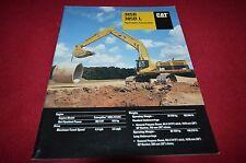 Caterpillar 385B 385B L Hydraulic Excavator Dealer's Brochure DCPA8
