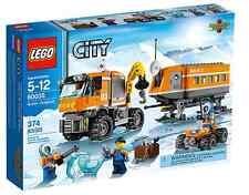Lego ® City 60035 ártico-Truck nuevo embalaje original _ Arctic Outpost New misb NRFB