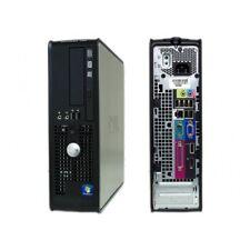 Dell OptiPlex 780 SFF or DT Windows 7 Pro Core 2 Duo 160GB 4GB PC Desktop WiFI