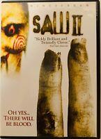 SAW 2 (DVD, 2006, Widescreen)
