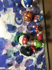 Mario Bros Lot Of 7 Yoshi Bullet Bill