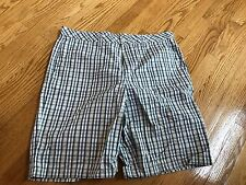 New Ashworth Shorts Size 36 Flat Front Excellent Condition