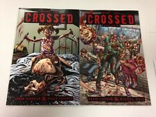 Crossed Badlands #20 21 22 23 24 25 26 torture covers wrap regular