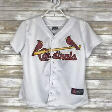 St. Louis Cardinals Baseball Youth Jersey #23 David Freese Majestic Sz Xxl
