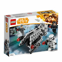 75207 LEGO Star Wars Imperial Patrol Battle Pack 99 Pieces Age 6+
