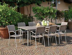 NARDI Maestrale Tisch ausziehbar 160cm/220cm Outdoor