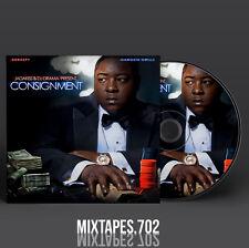 Jadakiss - Consignment Mixtape (Full Artwork CD Art/Front/Back Cover)