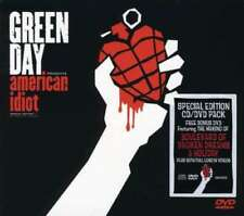 CD de musique americana Green Day