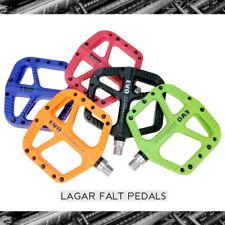 EVO Road MTB AM Bike XC Bicycle Pedal Bearing Nylon fiber Flat-Platform Pedals