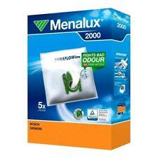 MENALUX 900196146 2000 SACCHETTI PER TRAINI SIEMENS ALPHA2-OPTIMA50-DINO-FAMILY