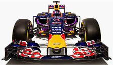 RED BULL 11 FORMULA 1 LIFESIZE IMAGE ON QUALITY CANVAS 42 INCH X 74 INCH