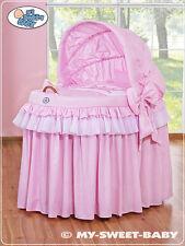 My Sweet Baby Stubenwagen Little Princess Kleine Prinzessin Rosa mit Krone Neu