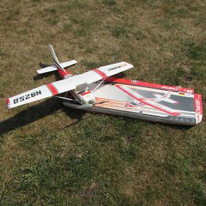 Modellflugzeug Robbe Charter Absturzmodell Neupreis 179,99€