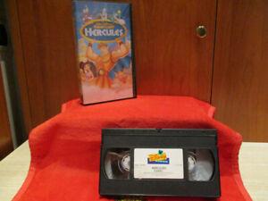 VHS - HERCULES (WALT DISNEY) 1998