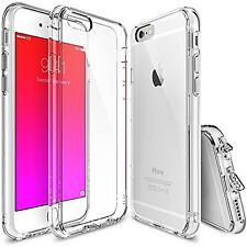 iPhone 6S Case Ringke [Fusion] Crystal Clear PC Back TPU Bumper w/ Screen Pro...