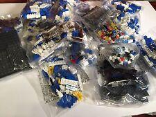 Mega Bloks Lot from Blok Squad Police Station Bonus Set 24039 Item 909042