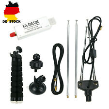 For RTL-SDR Blog V3 R820T2 1PPM TCXO SMA Software Defined Radio with Antenna kit