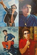 Bruno Mars ___ 4 Poster ___ collection __ Poster Collection