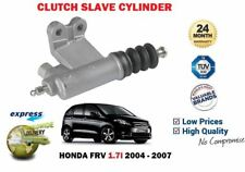 FOR HONDA FRV 1.7i  VTEC 6/2004-5/2007 NEW CLUTCH SLAVE CYLINDER *OE QUALITY*