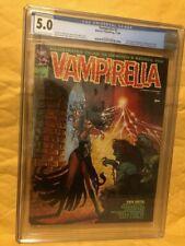 Vampirella 2 1969 Warren Comic 1st Appearance Vampirella's Cousin Evily CGC 5.0