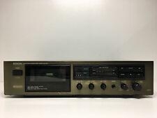 Denon DR-M07 Stereo Cassette Deck - Tapedeck ohne Zubehör