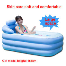 Blowup Adult Spa Pvc Folding Portable Bathtub Warm Inflatable Bath Tub Hot Sales
