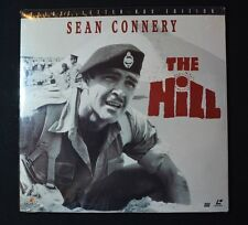 THE HILL  Laserdisc   NEW